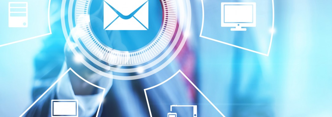 Email Technology Concept